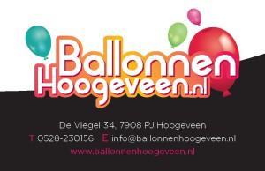 Balonnen Hoogeveen
